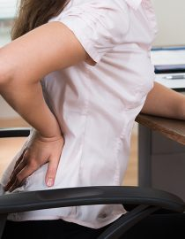 Why You Feel Lower Back Pain When Sitting and Tips for Coping